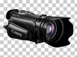 Video Cameras Canon XA10 Camcorder PNG
