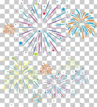 Fireworks Drawing Illustration PNG