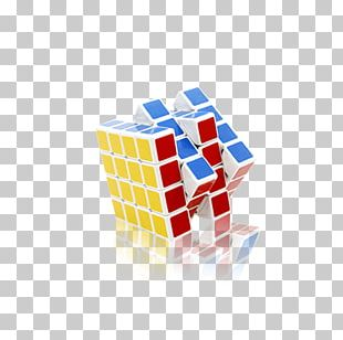 Rubiks Cube Puzzle PNG