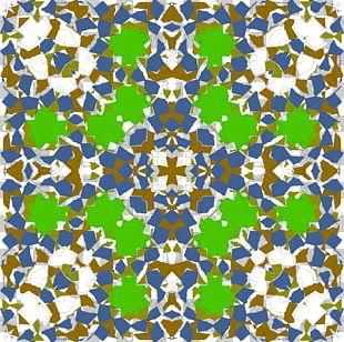 Tile Islamic Geometric Patterns Islamic Art Pattern PNG
