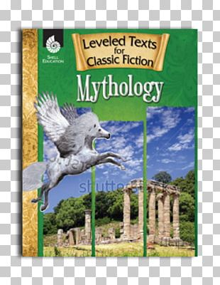 Leveled Texts For Classic Fiction: Fantasy And Science Fiction Book Mythology Flora Monique Education PNG