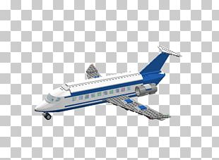 Airplane LEGO PNG