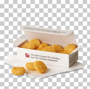 McDonald's Chicken McNuggets Chicken Sandwich Fast Food Chick-fil-A PNG