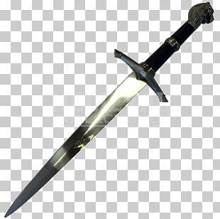 Middle Ages Weapon Types Of Swords Dagger PNG