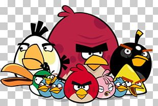 Angry Birds Group PNG