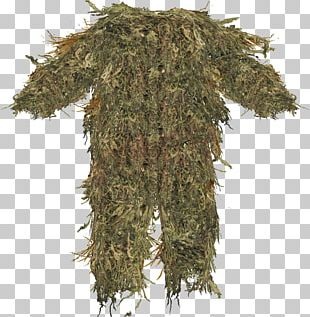 Ghillie Suits DayZ Clothing Military Camouflage PNG