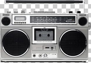 Audio Cassette Vintage Player PNG