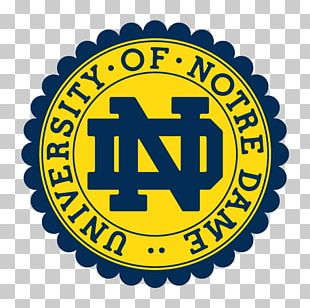 Notre Dame Fighting Irish Football Michiana Decal Logo College Football PNG