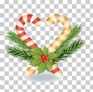 Christmas Ornament Candy Cane Christmas Decoration PNG