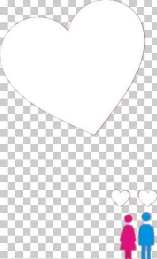 Paper Heart Petal Pattern PNG