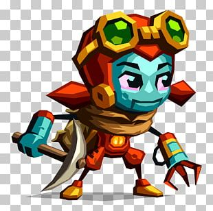 SteamWorld Dig 2 Nintendo Switch Video Game And Form International AB PNG