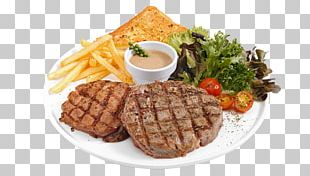 French Fries Full Breakfast Steak Frites Jeffer Steak PNG