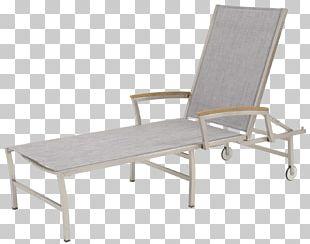 Garden Furniture Terrace Deckchair Wicker PNG