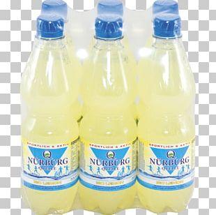 Plastic Bottle Mineral Water Nürburg Quelle Hermann Kreuter Nürburg Castle Fizzy Drinks PNG