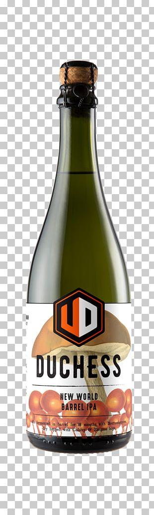 Beer Bottle India Pale Ale Liqueur PNG