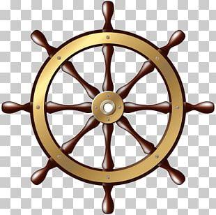 Car Ship's Wheel Steering Wheel PNG