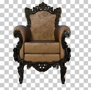 Chair Couch Seat Furniture PNG