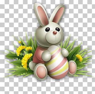 Easter Bunny Egg Hunt Christmas Easter Egg PNG