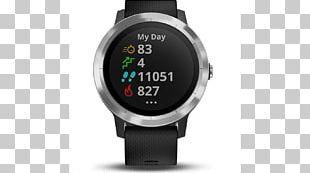 GPS Navigation Systems Garmin Vívoactive 3 Garmin Ltd. Smartwatch GPS Watch PNG