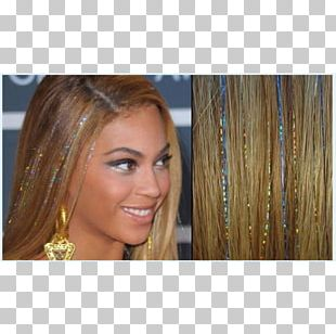 Artificial Hair Integrations Glitter Beauty Parlour Tinsel PNG