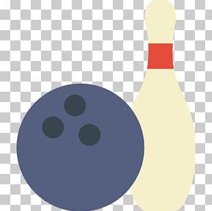 Bowling Ball Ten-pin Bowling Bowling Pin PNG
