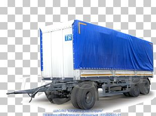 Commercial Vehicle Semi-trailer Truck Machine Cargo PNG