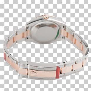Rolex Watch Strap Bracelet Gold PNG