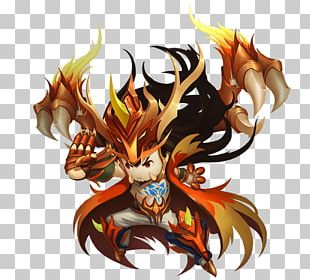 Wuxia Mobile Phones Game Creative Work Demon PNG