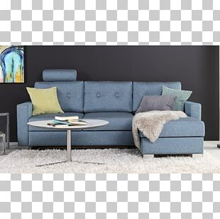 Sofa Bed Chaise Longue Couch Comfort Living Room PNG
