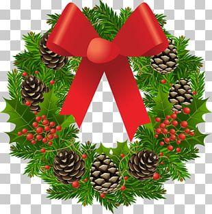 Wreath Christmas Decoration Garland Balsam Hill PNG