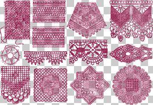 Lace Textile PNG