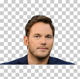 Chris Pratt Star-Lord Celebrity Actor Face PNG