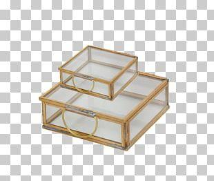 Decorative Box Display Case Glass Decorative Arts PNG