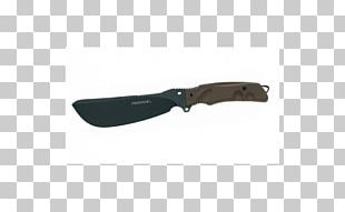 Knife Weapon Serrated Blade Machete PNG