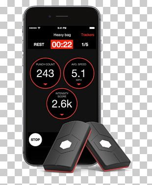 Punch Boxing Wearable Technology Activity Tracker Sensor PNG