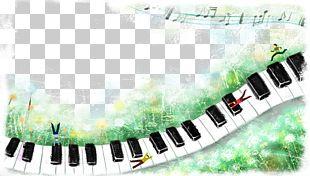 Piano Musical Keyboard Electronic Keyboard PNG