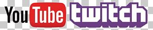 YouTube Twitch Streaming Media Video Game Live Streaming PNG