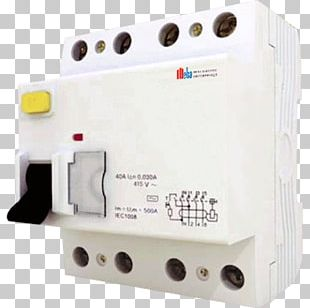 Circuit Breaker Electronics Electrical Network Modulation PNG