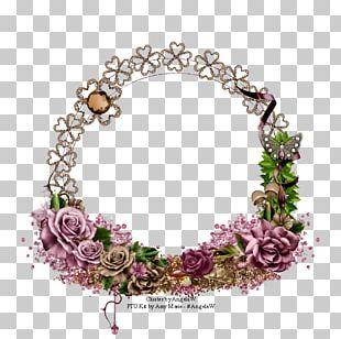 Floral Design Frames Flower Molding PNG