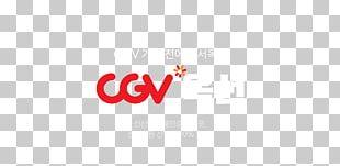 Logo Desktop Brand CJ CGV Font PNG