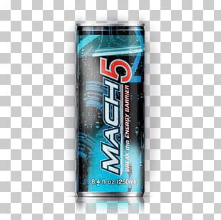 Energy Drink Product PNG