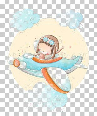 Airplane Paper Baby Shower Drawing Child PNG