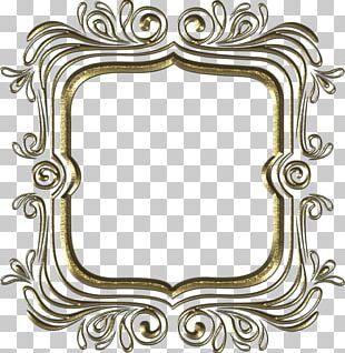 Frames Ornament LINE Pattern PNG