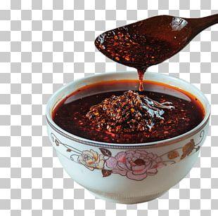 Mole Sauce Chicken Nugget Barbecue Sauce Chili Oil PNG