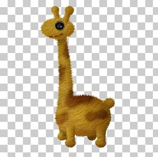 Giraffe Pixabay Illustration PNG