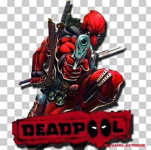 Deadpool Drawing Marvel Comics Spider-Man PNG