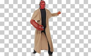 Hellboy Costume Party Halloween Costume Clothing PNG