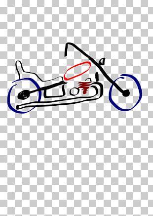 Harley-Davidson Sportster Motorcycle Chopper PNG