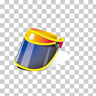 Hat Yellow Pith Helmet PNG