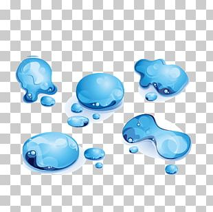 Drop Color Splash PNG